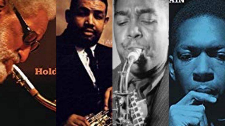 ジャズの歴史を作った有名サックスプレイヤー4選